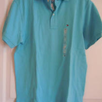 Tommy Hilfiger Men Polo Shirt S M L Xl Xxl Photo