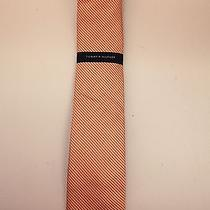 Tommy Hilfiger Mens Pecan Semi-Solid Tie Photo