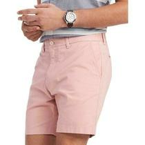 Tommy Hilfiger Mens Shorts Blush Pink Size 38  Twill Walking Chinos 49 528 Photo