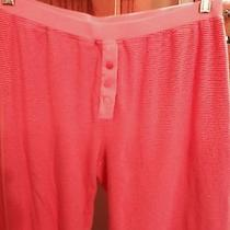 Tommy Hilfiger Pj Pants Women's Sleepwear Euc Size Medium Free Ship in Us Photo