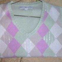 Tommy Hilfiger Sequined Sweater Photo