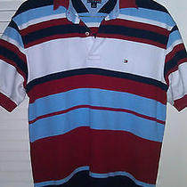 Tommy Hilfiger Striped Polo Photo