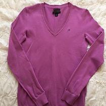Tommy Hilfiger v Neck Sweater Photo