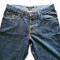 Tommy Hilfiger  W32 L33 Mercer Straight Slim Fit Blue Jeans Photo