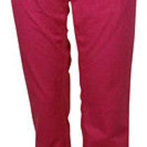 Tommy Hilfiger Women's Modern Skinny Slim Pant 12 Hot Pink Photo