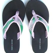 Tommy Hilfiger Womens Flip-Flops/sandals
