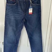 Tommy Hilfiger Womens High Rise Slim Izzy Jeans W30 L30 Blue Bnwt Photo