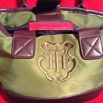 Tommy Purse Green Photo