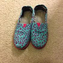 Toms Cheetah Print Shoes Photo