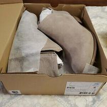 Toms Desert Taupe Suede Women's Deia Bootie/ Size 8/ Retail Is 59.99 Plus Tax... Photo
