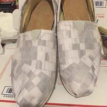 Toms Dove Satin Paint Print w5.5 Photo