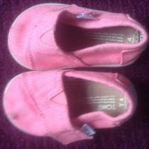 Toms Infant Shoes 4t Pink Photo
