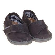 Toms Infant Slip-Ons Size 4 Infant Photo
