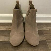 Toms Kelsey Wedge Bootie Size 8 Photo