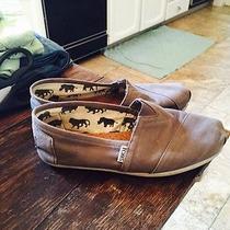 Toms Khaki Size 8 Photo