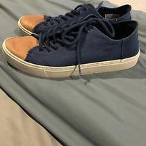 Toms Lace Up Canvas Sneakers (Mens Size 10.5) Photo