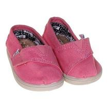 Toms Slip-Ons Size 4 Infant Photo