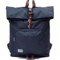 Toms Stand Up to Bullying Solid 600d Backpack Navy Blue Photo