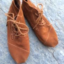 Toms Suede Chukka Boots Photo