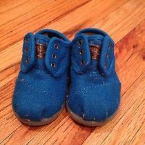 Toms Tiny Baby Boys Shoe Size 3 Photo