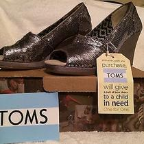 Toms Wedges 7 Photo