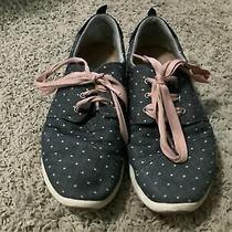 Toms Womens Lace-Up Tennis Shoes 8 Photo