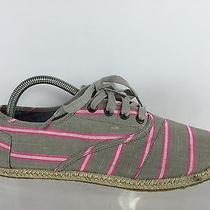 Toms Womens Gray Shoes 9 Photo