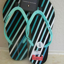 Tomy Hilfiger Twanela  Women's Flip Flop Sandals 9 M Nwt  Photo