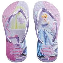 Tongs  Havaianas Disney Princess L    Taille 27-28 Photo