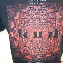 Tool Tour T Shirt Alternative Metal Art Rock Los Angeles Pop Punk Skater L Photo