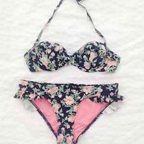 Top Shop Floral Bikini Photo
