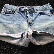 Top Shop Shorts Waist 25