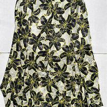 Topshop Asimetrical Skirt Floral 8 Photo