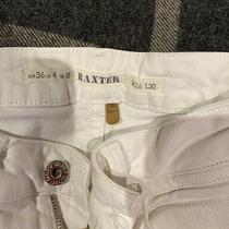 Topshop Baxter White Jeans Size 26 Photo
