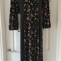 Topshop Black Dress With Open Back & Assymetric Hem Size 8 Nwt Rrp 39 Sold Out Photo