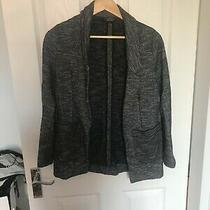 Topshop Blazer Knit-Look (Size 8) Photo