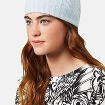 Topshop Cable Knit Angora Beanie Photo
