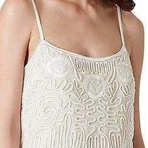 Topshop Cornelli Lace Cropped Cami Top Photo