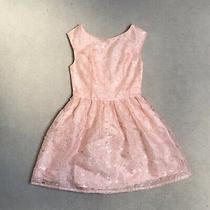 Topshop Dress Size 10 Pale Pink Party Excellent Condition Blush Prom Blogger Photo