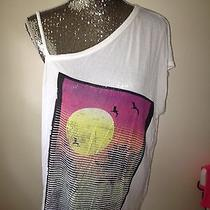Topshop Graphic Top Photo