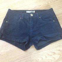 Topshop Grunge Urban Renewal Vintage Hipster Festival Shorts Size W28  Photo