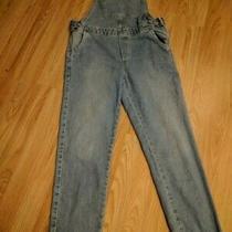 Topshop - Jeans Jumpsuit Blue for Ladies Uk 8/eu 36 Photo