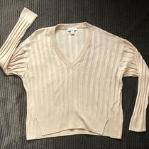 Topshop Knitted Casual Ribbed Top Uk M Eur 40-42 Us 8-10 Photo