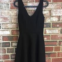 Topshop Little Black Dress  (Us4 Black) Photo