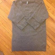 Topshop Metalic Holiday Sweater Photo