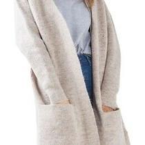 Topshop Oversized Pocket Cardigan Blush Color Size Us 2 / Uk 6 / Eur 34 Photo