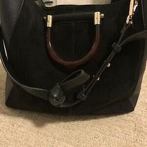 Topshop Pebbled Hobo Bag Purse Photo