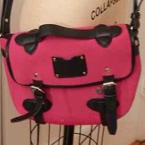 Topshop Pink Shoulder Bag Photo
