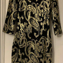 Topshop Sequin Dress - Uk 8 Photo