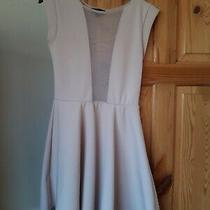 Topshop Sexy Skater Dress Size 10 Used Photo